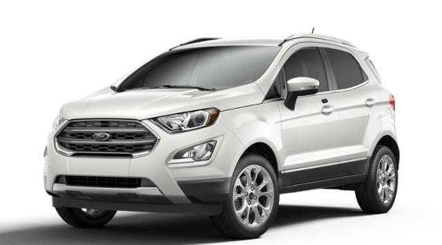 New 2019 Ford EcoSport Titanium Crossover for sale in Merillville IN